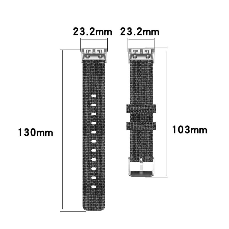 Купить с кэшбэком Replacement Watch Band Colorful Nylon Bracelet Wrist Strap for Garmin Forerunner 30 35 35J ForeAthlete 35J Smart Watch