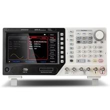 Digitale Oszilloskop Hantek HDG6082B Tragbare 80MHz 2 Kanäle Oszilloskope Ociloscopio Automotivo Portatil RMS Bandbreite