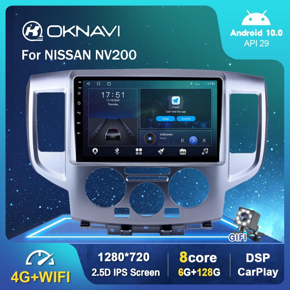 6G 128G Android 10,0 Smart Radio de coche reproductor de vídeo para...