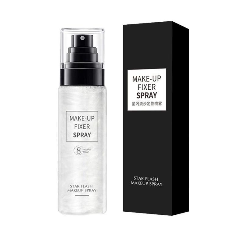 100ml Makeup Setting Spray Moisturizing Long Lasting Foundation Fixer make Up SprayMatte Finishing Setting Spray Cosmetic