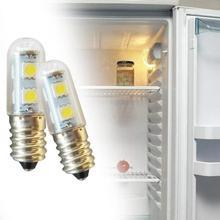 Blanc chaud/blanc E14 lampe à Led réfrigérateur fours à micro-ondes cuisinière hotte lumière lampe de chevet ampoules pour