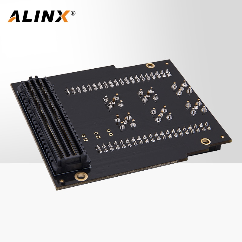 ALINX FL1010: FMC LPC Interface to 40-Pin Expansion Ports Interface Adapter Board  FMC Daughter Board for FPGA Board enlarge