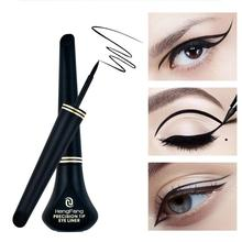 Thin Liquid Eyeliner Pen Waterproof Sweatproof Non-marking Durable Eyeliner Pencil Make Up Tool Cosm