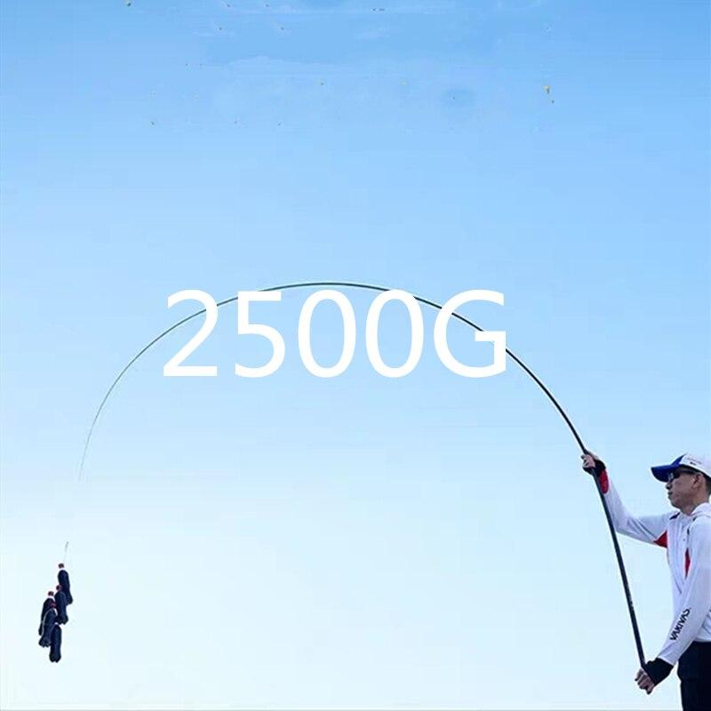 Super Light Hard Carbon Fiber Hand Fishing Pole Telescopic Fishing Rod 2.7M/3.6M/3.9M/4.5M/5.4M/6.3M/7.2M/8M/9M/10M Stream Rod enlarge