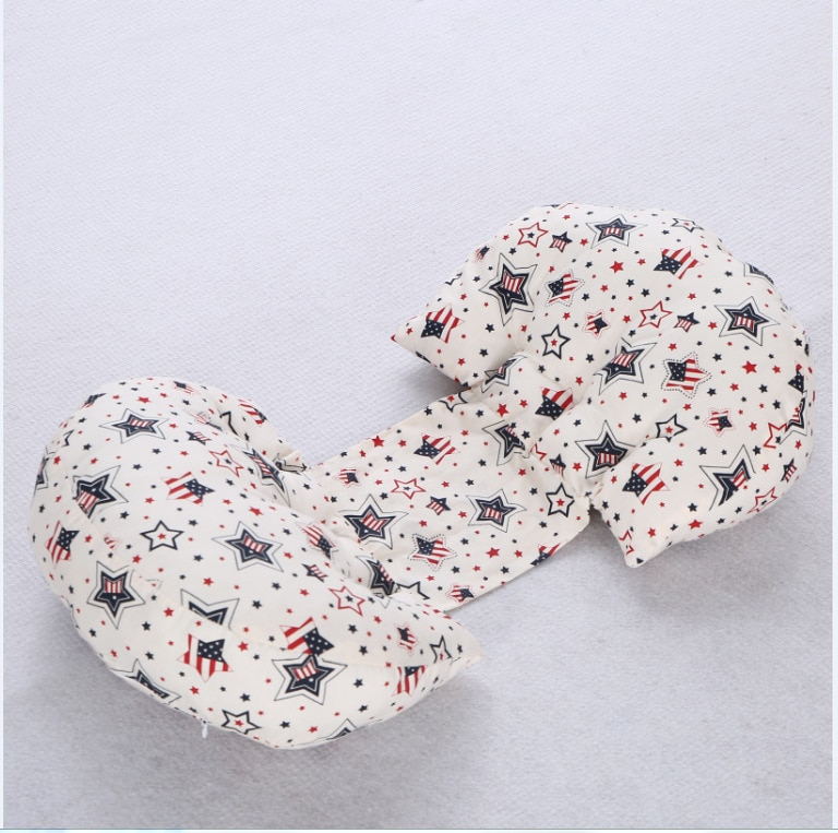 Multi-function Pregnant Women Pillow U Type Belly Support Side Sleepers Pillow Pregnancy Pillow Protect Waist Sleep Pillow enlarge