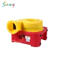 1100w air blower with low noise for inflatable castle