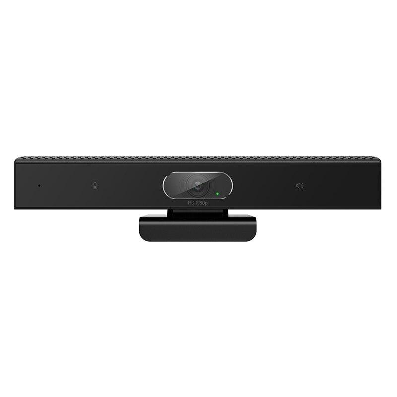 1080P HD كاميرا ويب USB كاميرا فيديو للمؤتمرات مع ميكروفون ومكبر صوت لغرفة اجتماعات مؤتمرات الأعمال