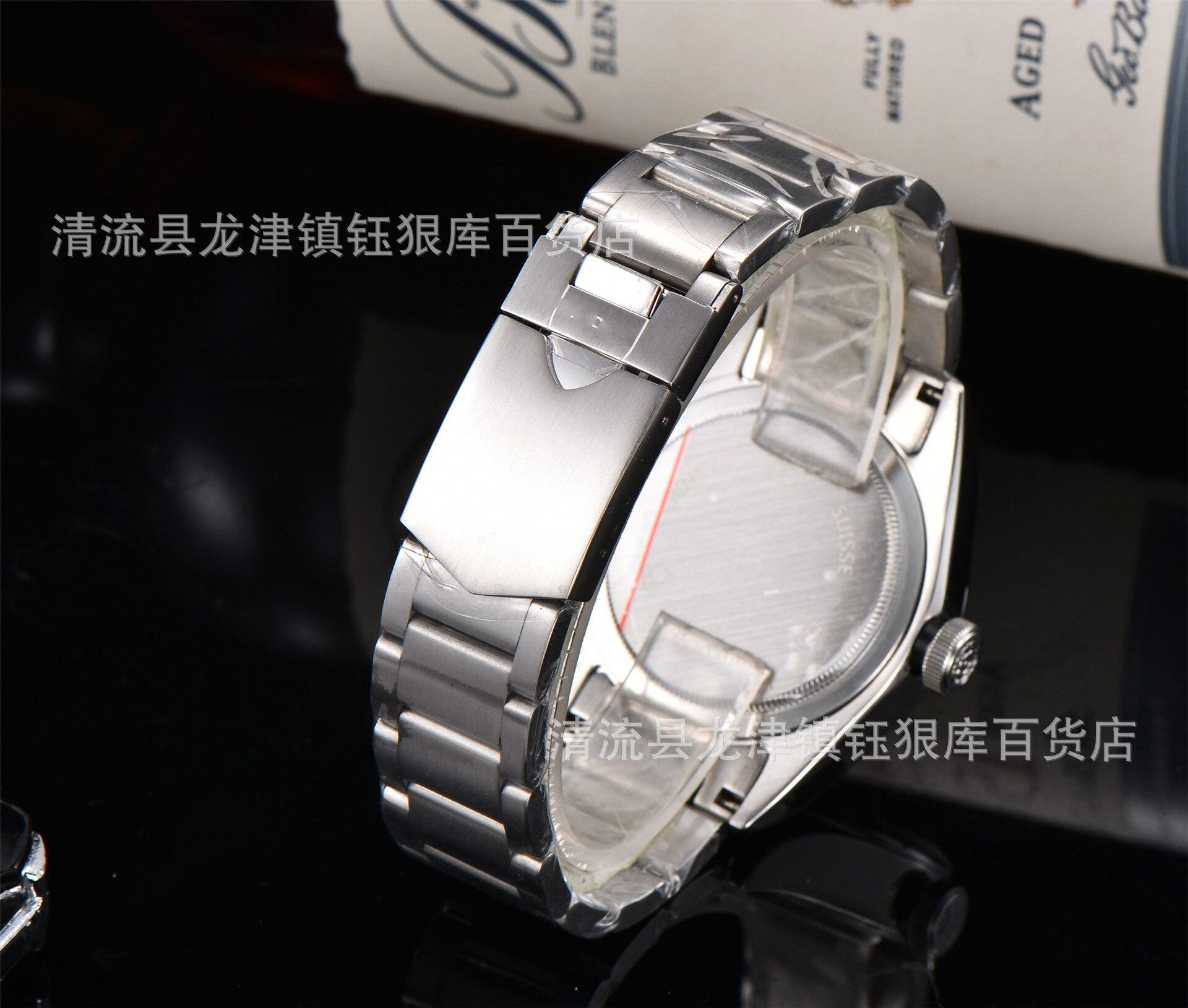 New fashion men's high grade business watch waterproof watch AAA + high quality watch enlarge