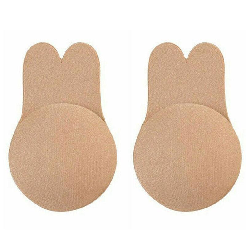 Pezones de silicona reutilizables para mujer, pezones, sujetador Invisible adhesivo sin tirantes, Sexy, impermeable, nuevo