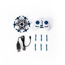 U846 Mini Compact bleu 2.4 GHz 6 axes gyroscope 4 canaux quadrirotor