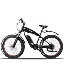 26 Inch Ridder Elektrische Mountainbike 48V Lithium Batterij 1500 W Hoge Snelheid Motor Fat Tire Elektrische Fiets Vet ebike Max 70 Km/h