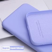 Silicone liquide mince souple antichoc étui bonbons couverture arrière pour OPPO Realme Q X2 XT X Lite 5 3 Pro Protection coque de téléphone