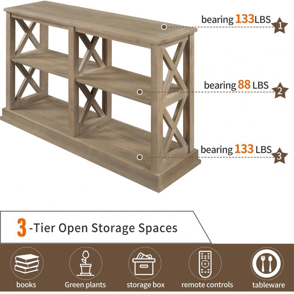 البساطة ممتازة المدخل طاولة وحدة التحكم لوازم الخشب لون وحدة التحكم الجرف قوي البناء للمنزل