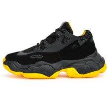 2020 mode Designer Plattform Turnschuhe Für Männer Outdoor Casual Schuhe Trainer Herren Atmungsaktive Chunky Sneaker Chaussures Hommes