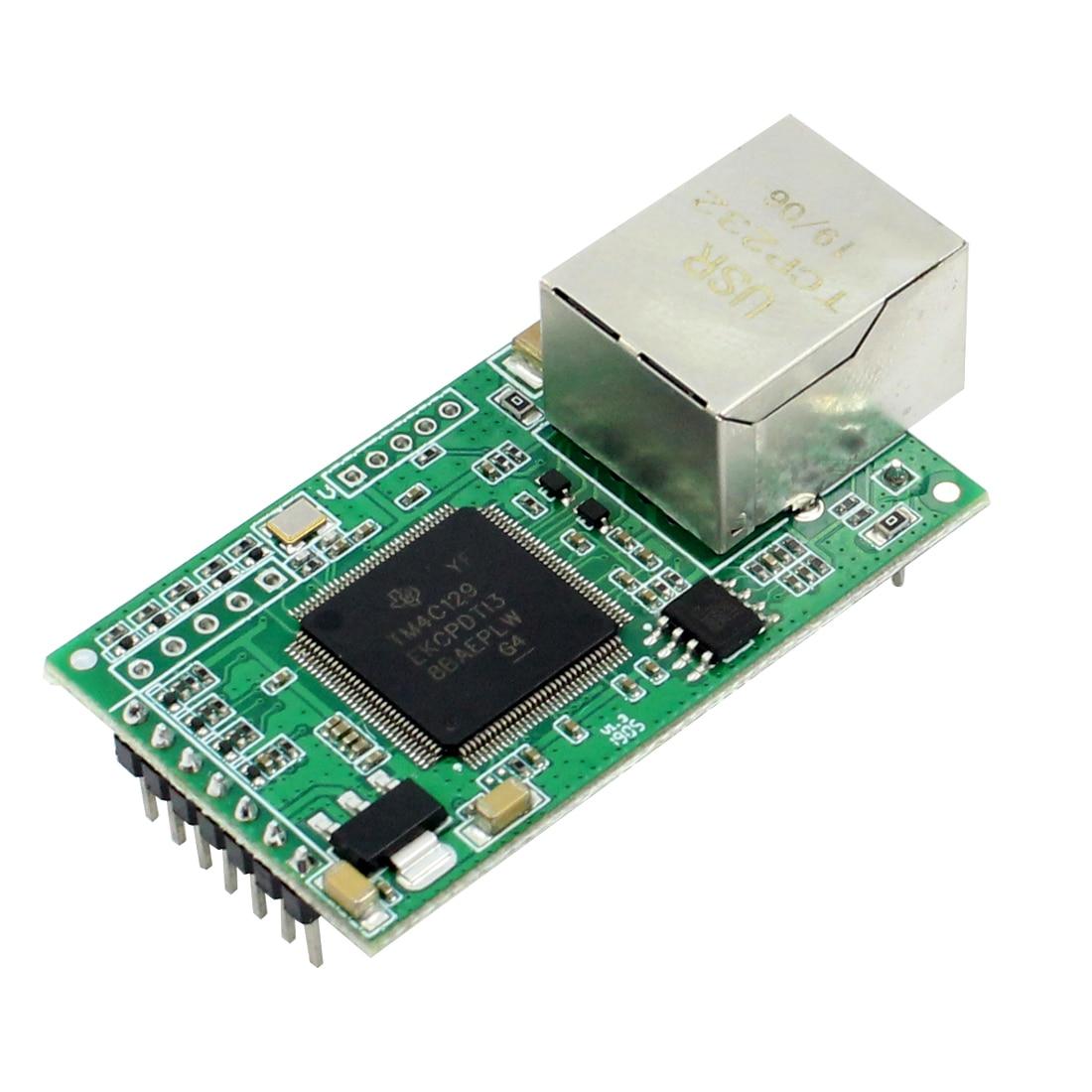 Q00226 USR-TCP232-E2 Pin Type Serial UART TTL to LAN Ethernet Module---2 serial ports