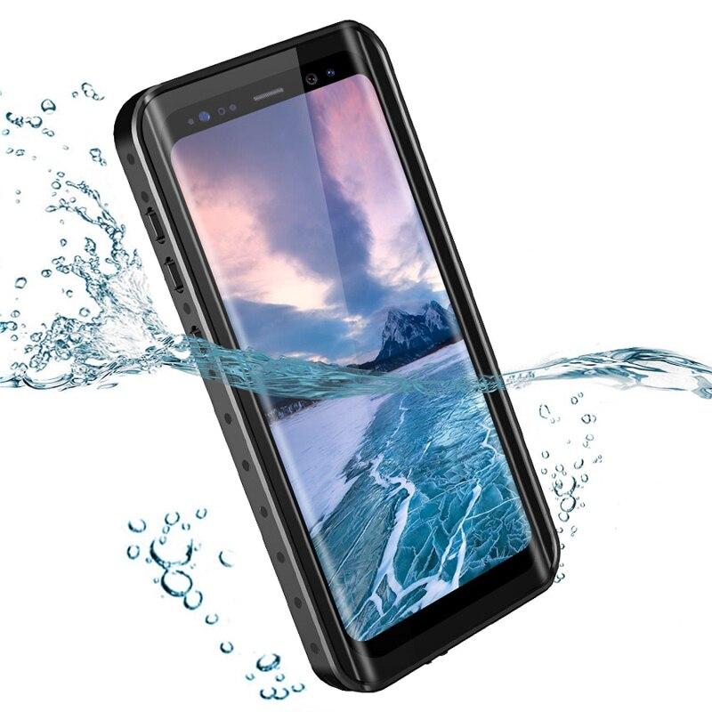 Водонепроницаемый Чехол IP68 для Samsung S9Plus Note10 + 5G Samsung Galaxy Note 10 Note 10 Plus S9 Plus S 9