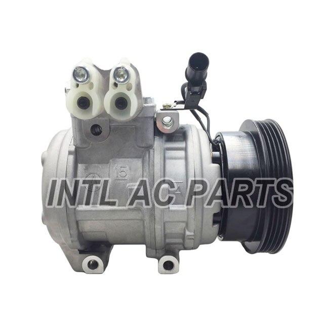 10PA15C компрессор для Kia Sportage/Hyundai Tucson L4 2.0L 2005-2009 977012C100 977012D100 16240-3450J 16040-2320J 16040-2320K