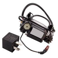 Air Suspension Compressor Pump For Audi A8 Quattro (D3/4E) 2002-09 V6/V8 4E0616005D 4E0616007B  4E0 616 007 D