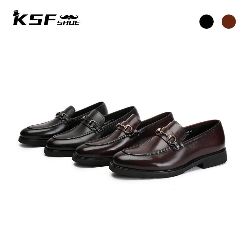 فاخر رجالي المتسكعون أحذية جلد أصلي للرجال مصمم موضة أصلية 2021 عادية اليدوية مكتب حفلة أحذية رسمية للرجال