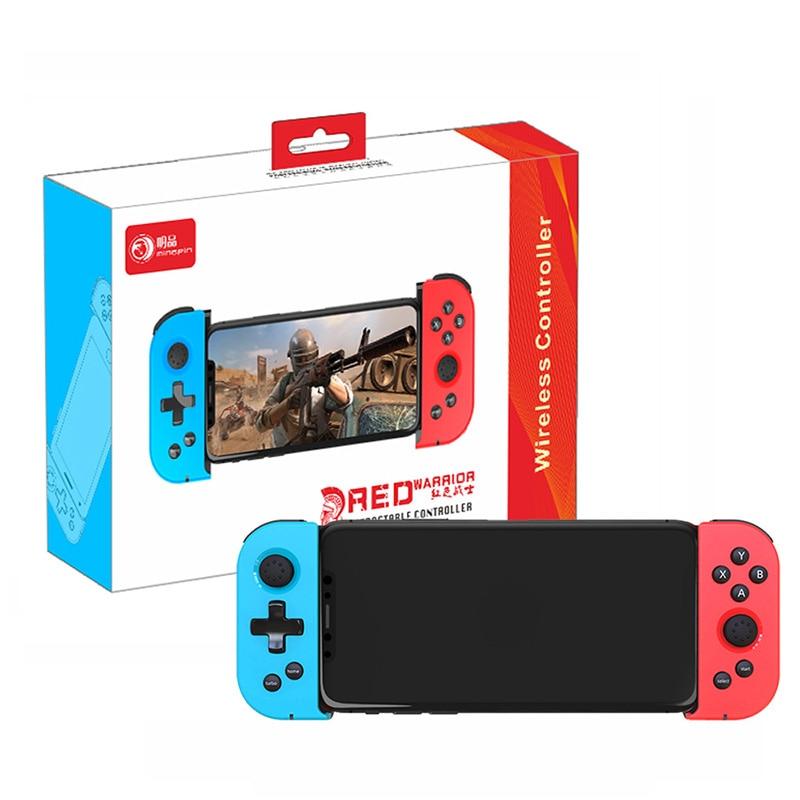 Беспроводной джойстик, беспроводной геймпад с Bluetooth, совместимый игровой контроллер для IPhone, Android, IOS, с игровыми перчатками для PUBG
