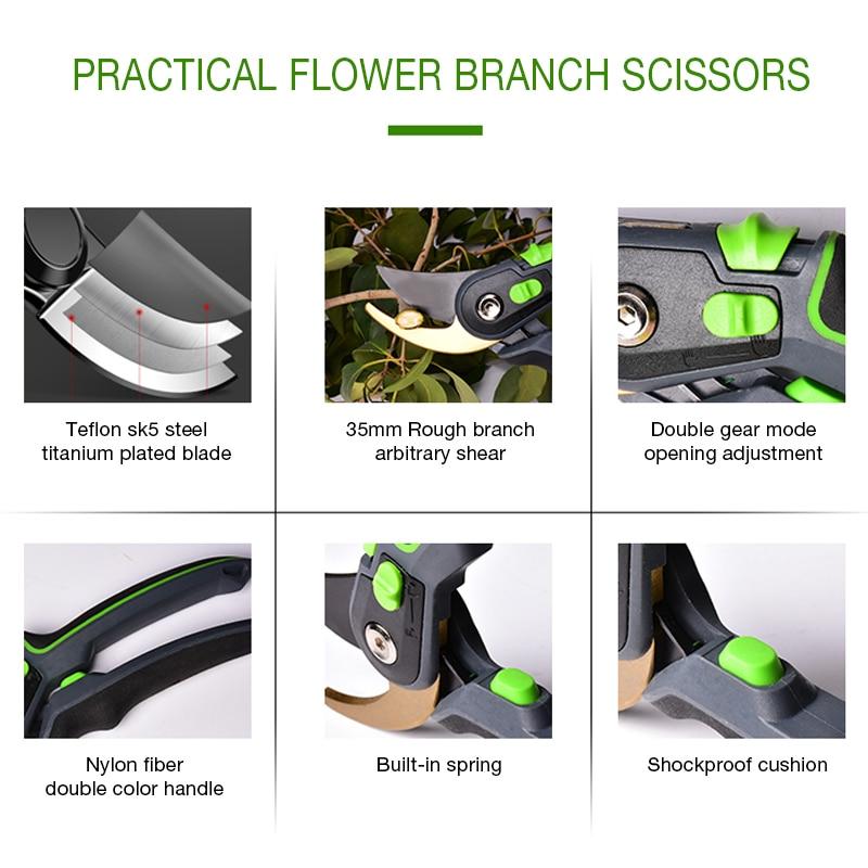 Растителна подстригване, секатор за - Градински инструменти - Снимка 5