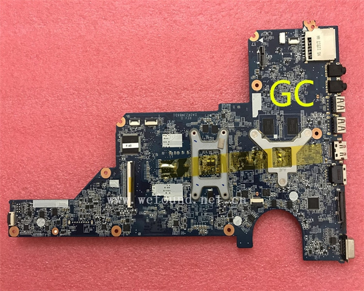 100% Working Laptop Motherboard for G4-1000 G6-1000 DA0R23MB6D1 649950-001 Series Mainboard System Board