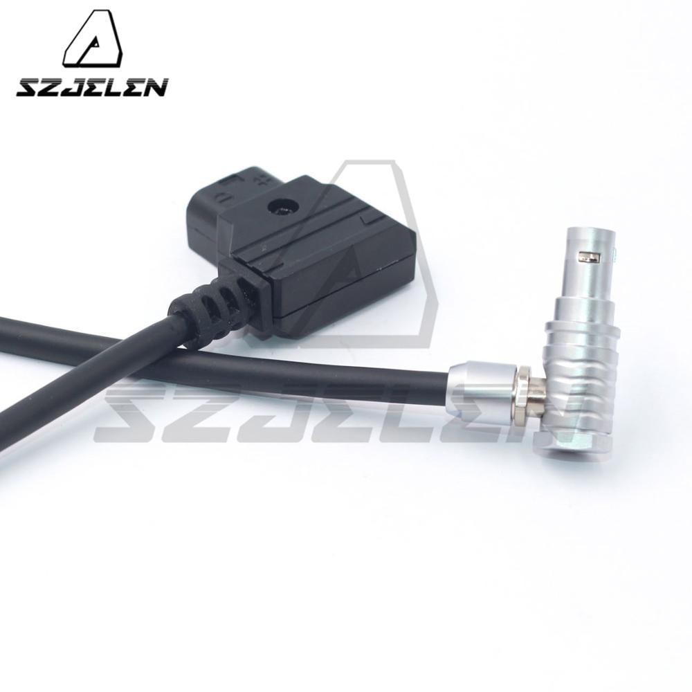 D-TAP P-TAP إلى 0B 7pin TILTA النواة-M WLC-T03 اللاسلكية متابعة عدسات تركيز التحكم النواة م كابل الطاقة 70 سنتيمتر