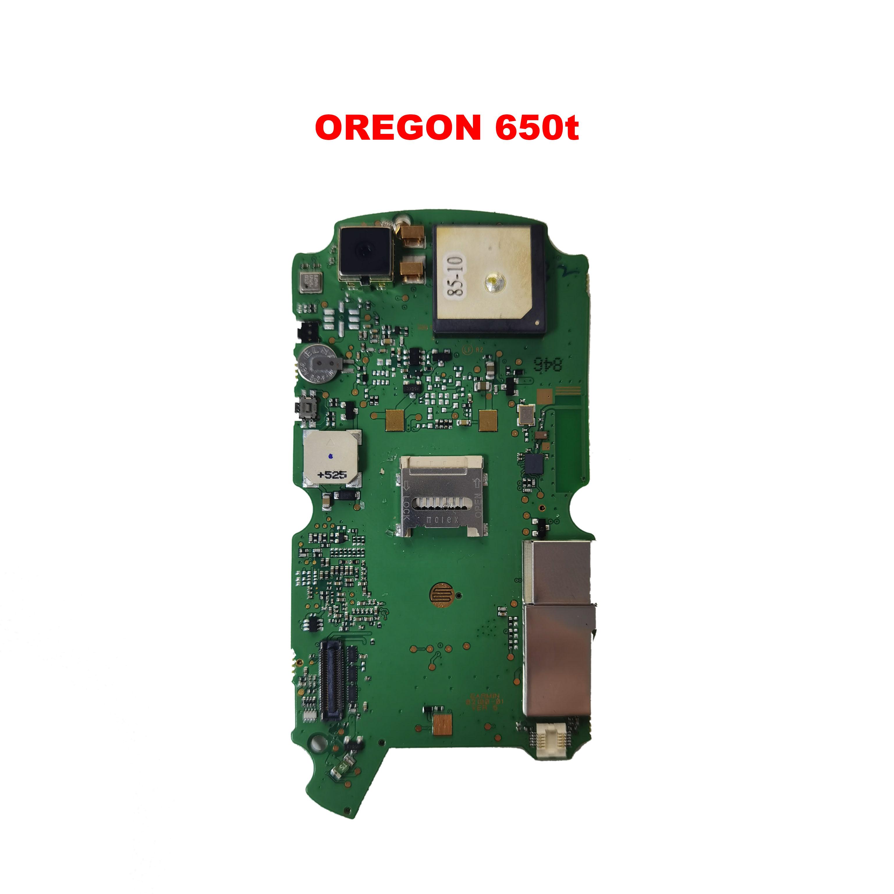 اللوحة الأصلية للغارمين أوريغون 600 600t 650 650t 700 750 750t المحمولة GPS اللوحة إصلاح الإنجليزية النسخة