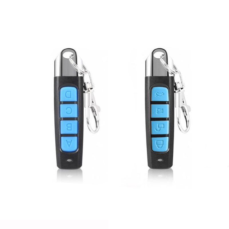 433MHZ Frequency Copy Cloning Wireless Remote Control Duplicate Garage Rolling Shutter Door Security