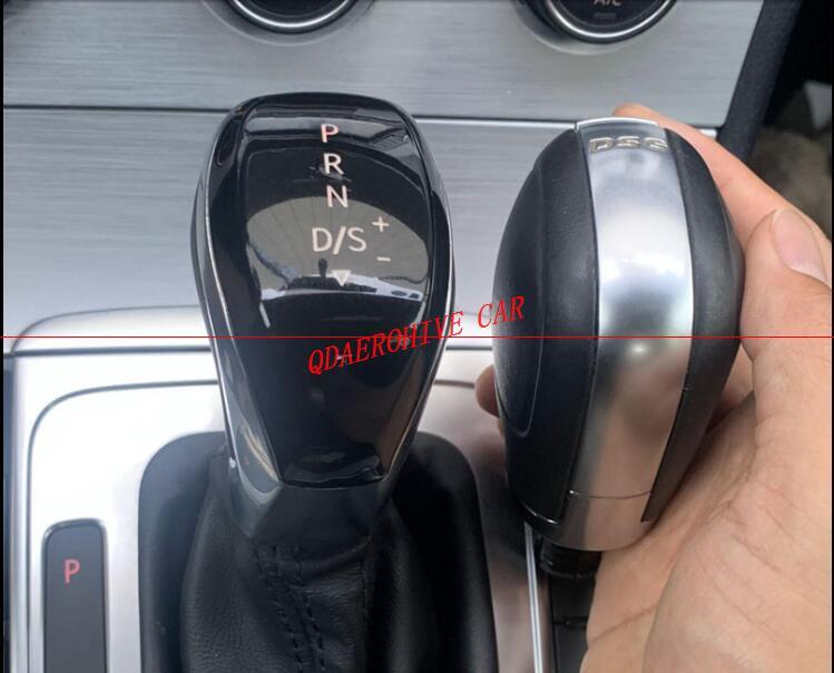 DSG-مقبض تغيير التروس مع شاشة عرض إلكترونية متزامنة ، رافعة نقل الحركة لـ passat B8 Golf 7 MQB Tiguan Octavia Yeti superb LED