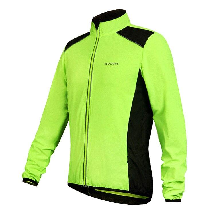 WOSAWE Cycling Motorcycle Jacket Men Waterproof Windproof Hiking Jacket Outdoor Sport Downhill Hiking Camping Coats Thin Jacket enlarge
