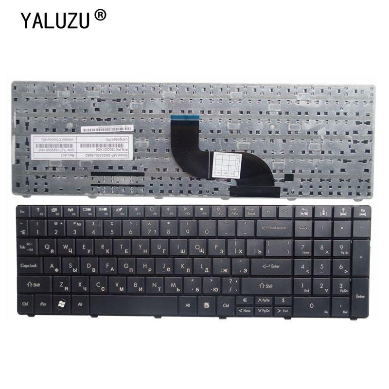 Nueva RU teclado del ordenador portátil para Acer Aspire E1-571G E1-531 E1-531G...