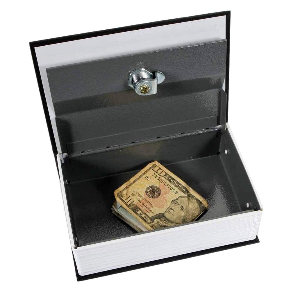 Мини-Сейф для монет, секретный сейф для хранения денег и монет, сейф для ключей, детский подарок