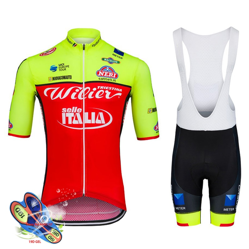 Roupa De Baike Ropa Maillot Ciclismo Hombre Conjunto Ciclismo transpirables anti-UV Ropa...
