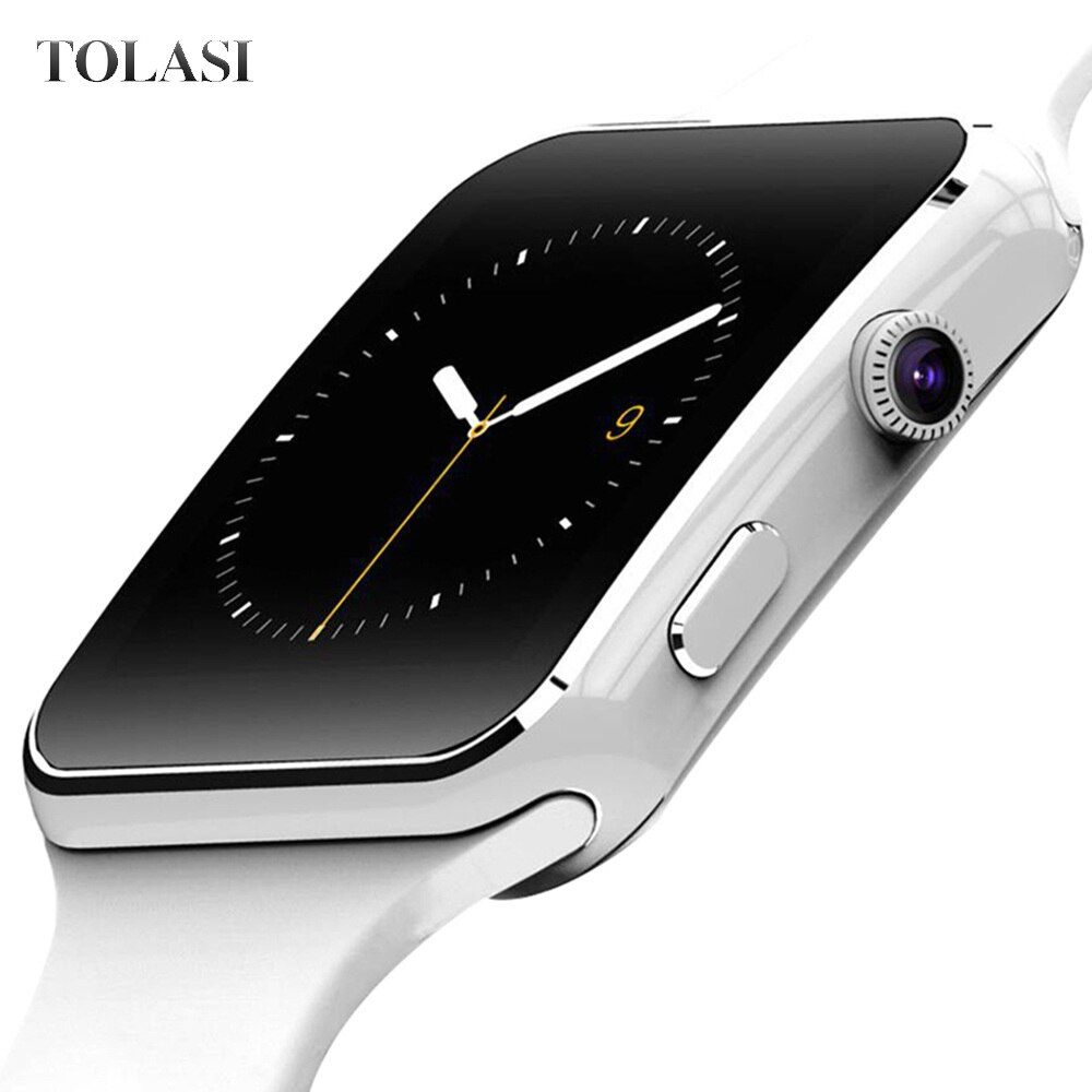 touch screen smart watch dz09 with camera bluetooth wristwatch sim card smartwatch for ios android phones support multi language X6 Smart Watch Support SIM TF Card h Camera Smartwatch Bluetooth Dial/with Camera Touch Screen For iPhone Xiaomi Android IOS