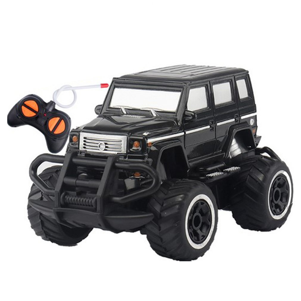 Children's Four-way Remote Control Car Electric Wireless Remote Control Off-road Vehicle Model Boy T
