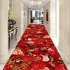 3D ארוך מסדרון שטיח מלון מעבר שטיח בית/משרד מדרגות שטיח ספת שולחן קפה שטיח רצפת דקורטיבי Entracne/ מסדרון שפשפת