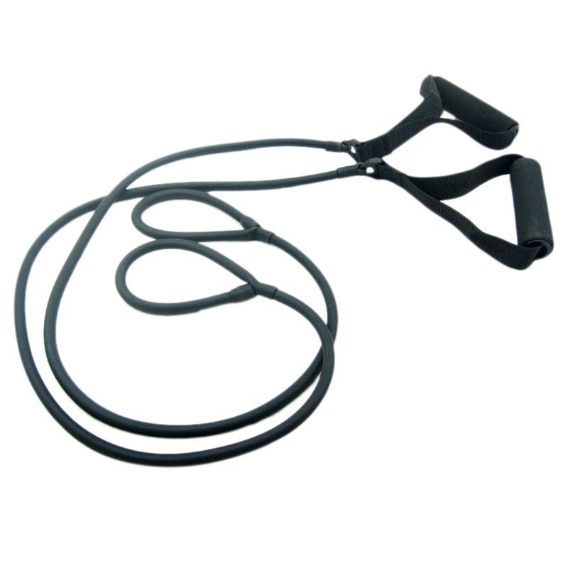SEWS-110cm de Yoga soga de resistencia para tirar bandas elásticas para hacer ejercicio en casa