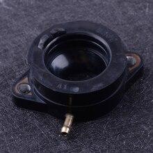 DWCX Carburetor Intake Manifold Boot Joint fit for Yamaha SR400 SR500 SR500SP 48T 1992-1999 3EB1358600  3GW1358600