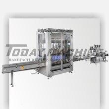 Ligne de Production de remplissage liquide de Transfusion pharmaceutique automatique avec du Ce