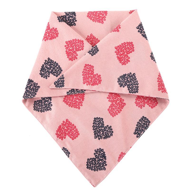 Toalla triangular de Saliva para perros, bufanda para perro, toalla de Saliva temática para Día de San Valentín