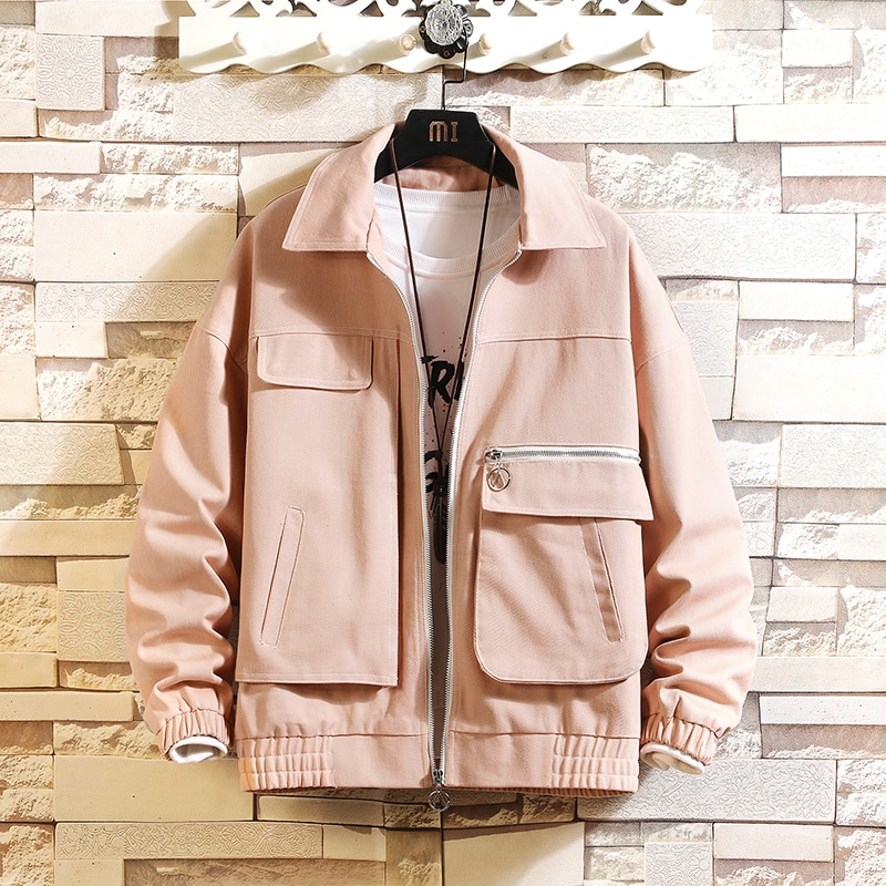 Casual England Style New 2020 Spring Autumn Jacket Men Brand Baseball Clothes Plus Asian Size S-4XL