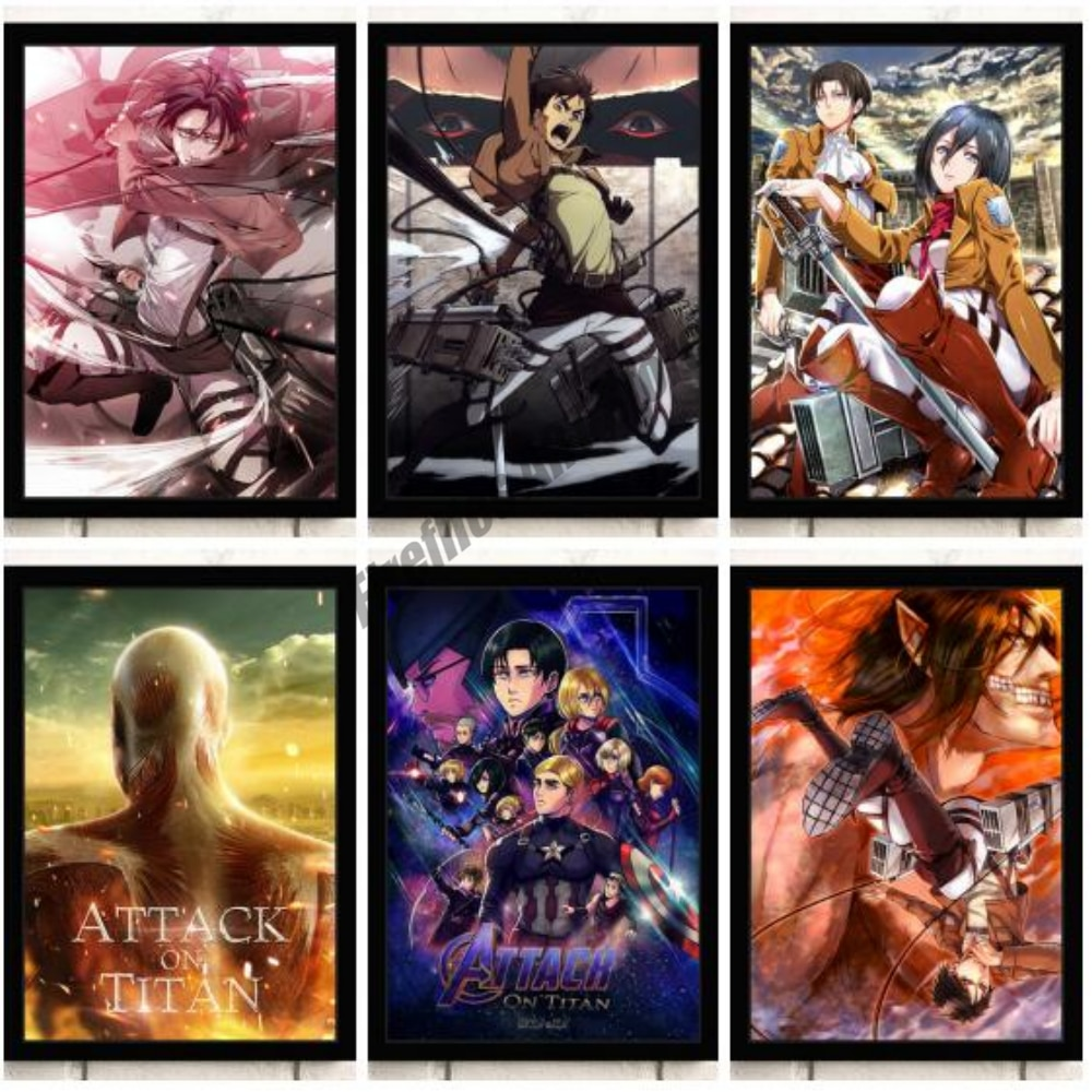 cuadro-sobre-lienzo-para-pared-anime-ataque-en-titan-carteles-y-huellas-nordicos-imagenes-para-decoracion-para-habitacion-para-hogar-decoracion-regalo
