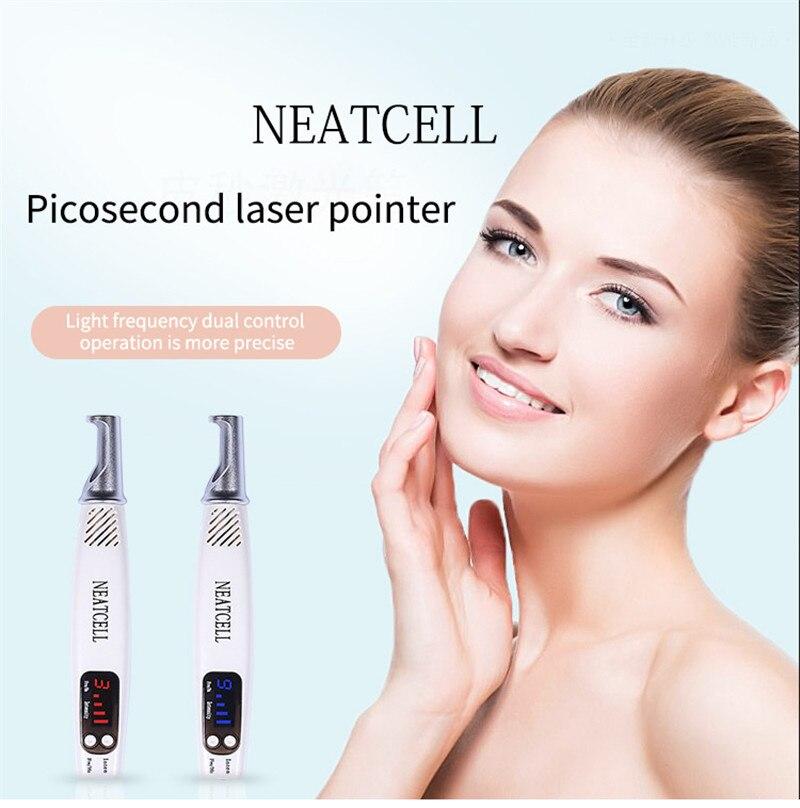 Bolígrafo de Plasma eléctrico Profesional, herramienta de cuidado de la piel, D3T0,...