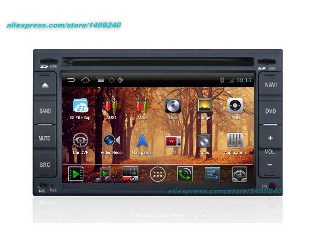 Radio Estéreo de coche para Nissan Cefiro 1998 1999 2000 2001 2002 2003 sistema Multimedia de reproductor de CD y DVD con navegación GPS Android para coche