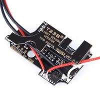 Hot V1.7 T238 Programmable MOSFET Electronic Fire Control Module for XWE M4 / JM Gen.9 / FB / Kublai / Jingji / JQ No.2 Gearbox
