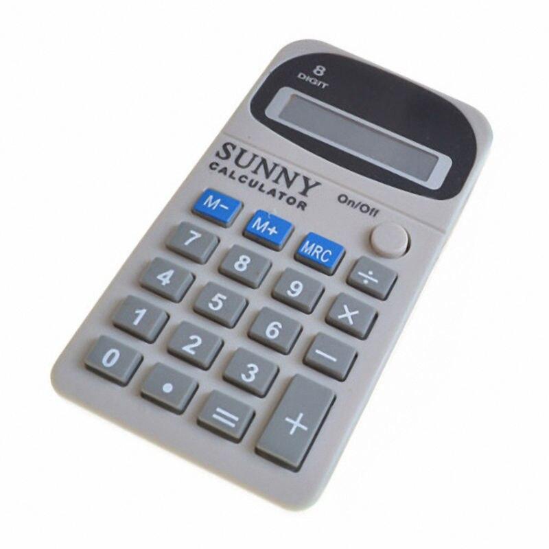 Забавные шокирующие игрушки Электрический Шокер калькулятор поддельные кляп подарок трюк офис шалость