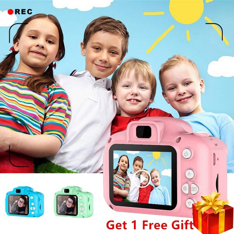 KaKBeir Mini Digital Kamera Spielzeug für Kinder 2 Inch HD Bildschirm Chargable Fotografie Requisiten Kind Geburtstag Geschenk Im Freien Spiel