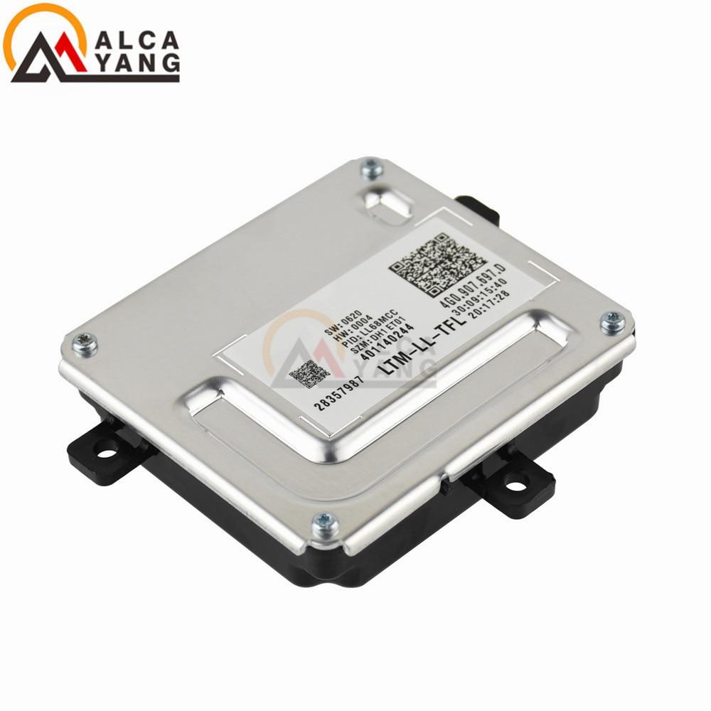 Faro LED Yeti 5L A3 4G0907397P, balasto DRL, LTM-LL-TFL de circulación diurna, 4G0907697D, módulo 28519748 para lámpara de coche A6 4G0907397R