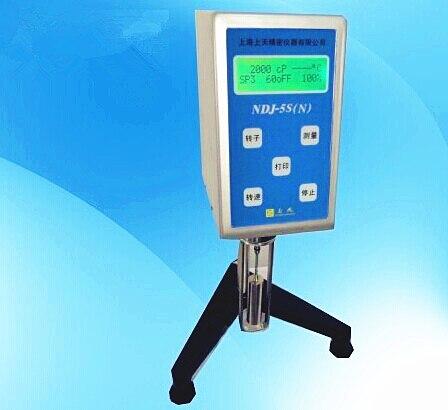 الرقمية مقياس اللزوجة NDJ-5S التناوب مقياس اللزوجة